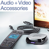 Audio and Video Accessories