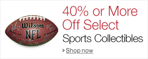 Up to 30% Off 2013 Champions Collectibles