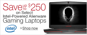 Alienware: Save up to $250