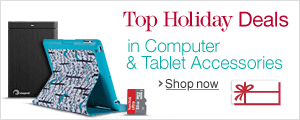 Top Holiday Deals in Computer & Tablet Accessories