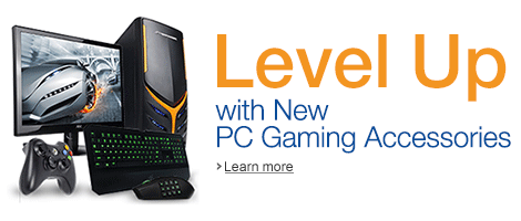Level Up with New PC Gaming Accessories