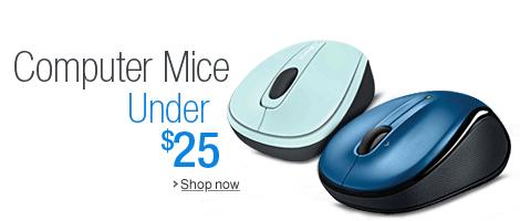 Computer Mice Under $25