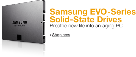 New Samsung EVO-Series Solid-State Drives