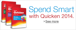 Save on Quicken 2014