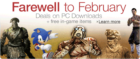Farewell To February Deals