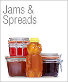 Jams, Jellies & Sweet Spreads