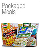 Packaged Meals & Sides