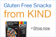 Gluten-Free Snacks from KIND