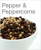 Pepper & Peppercorns