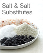 Salt & Salt Substitutes