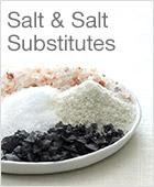 Salt & Salt Substitutes