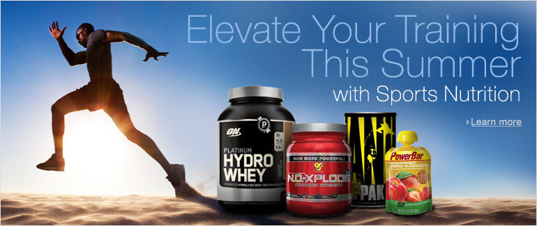 Elevate Your Training This Summer with Sports Nutrition