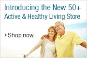 50+ Active & Healthy Living Store