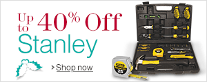 Up to 40% Off Stanley