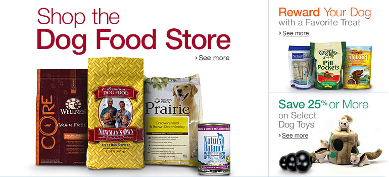 Amazon Dog Supplies Store