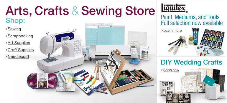 Arts, Crafts & Sewing Store