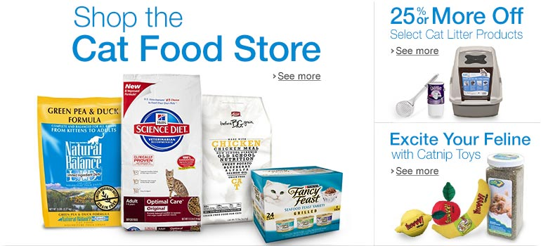 Amazon Cat Supplies Store