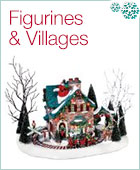 Shop for Holiday Figurines & Villages