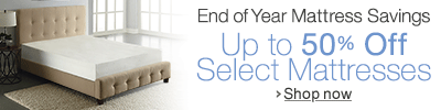 End of Year Savings in Mattresses