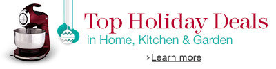 Home, Kitchen & Garden Holiday Deals