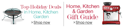 Home, Kitchen & Garden Deals and Gift Guide
