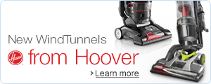 New WindTunnels from Hoover