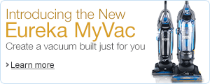 Introducing the New Eureka MyVac