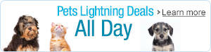 Pet Spring Event Lightning Deals