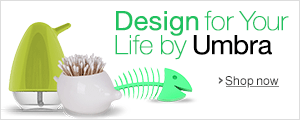 Design for Your Life by UMBRA
