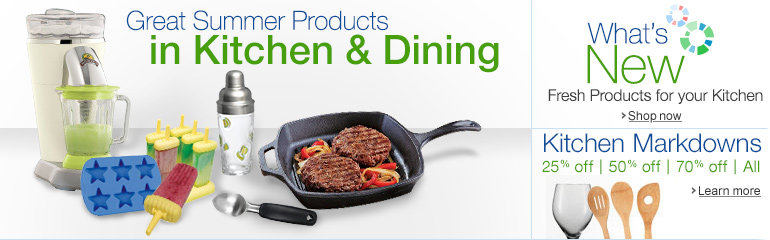 Everything you need for Summer in Kitchen & Dining