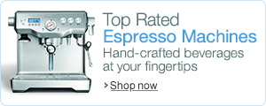 Find Top Rated Espresso Machines