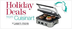 Holiday Deals from Cuisinart