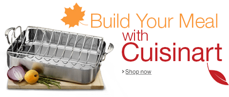 Build Your Meal with Cuisinart