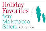 Holiday Marketplace Offers