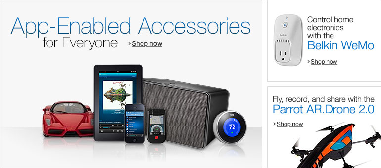 App-Enabled Accessories Store