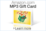 Amazon.com MP3 Gift Card