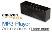 Amazon Basics Portable Bluetooth Speaker