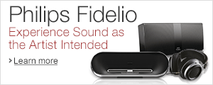 Philips Fidelio premium audio products