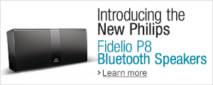 Philips P8 Bluetooth speakers