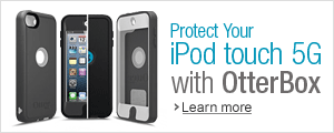 Protect Your iPod touch 5G with OtterBox