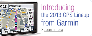 Introducing the 2013 Garmin Line