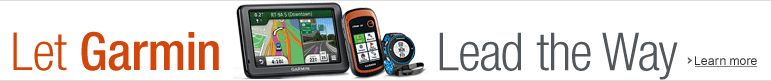 Top GPS devices from Garmin