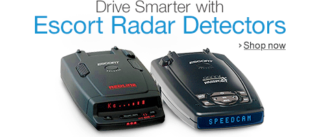 Escort Best-Selling Radar Detectors