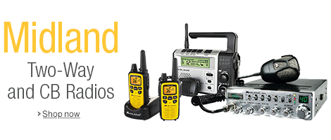 Midland CB and Two-Way Radios