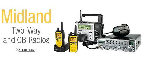 Midland CB and Two-Way Radios
