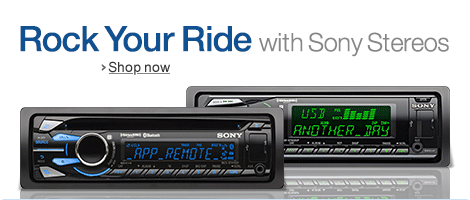 Sony Car Stereos