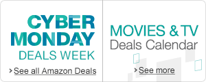 Cyber Monday Deals Week | Movies & TV Deals Calendar