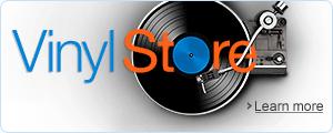 Amazon Vinyl Store