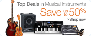 Top Deals in Musical Instruments