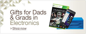 Gifts for Dads & Grads in Electronics